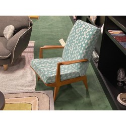 FAUTEUIL VINTAGE UPCYCLE